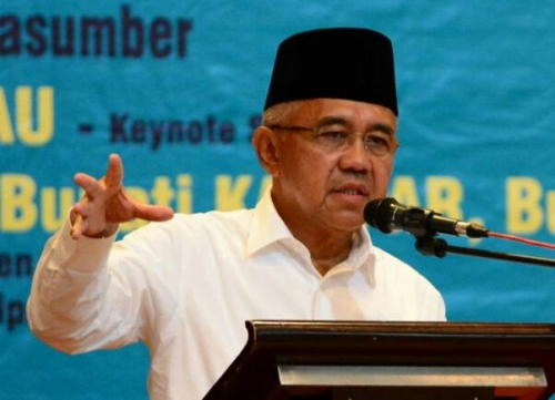 Selama Kepemimpinan Andi Rachman Periode 2017, Pemprov Riau Telah Bangun Jalan Sepanjang 148,8 Kilometer