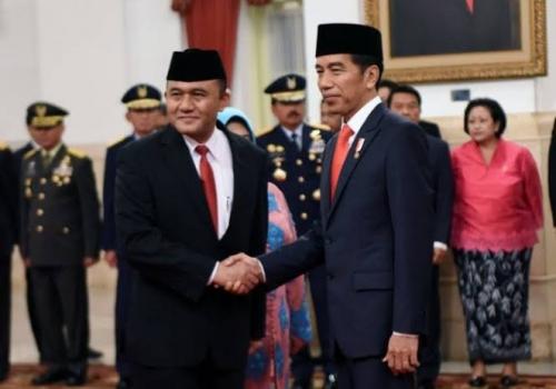 Jokowi Harapkan Heru Winarko Bawa Iklim Kerja KPK ke BNN