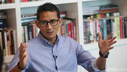 Pimpinan Ponpes Buntet Cirebon Tolak Kedatangan Sandiaga Uno karena Hormati Maruf Amin