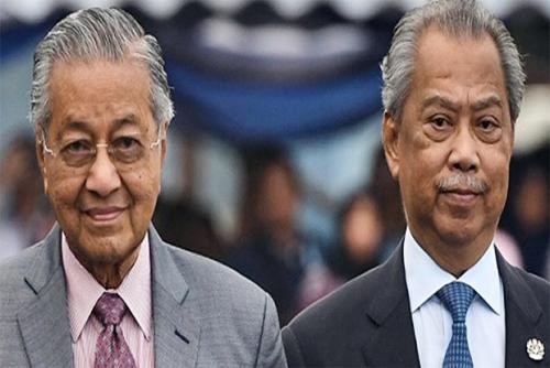 Merasa Dikhianati, Mahathir Bakal Jatuhkan Muhyiddin Sebagai PM Malaysia pada 9 Maret