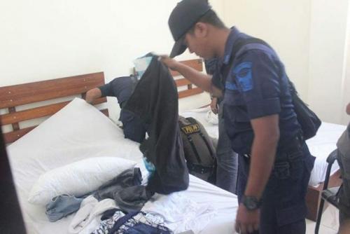 Menginap dalam Satu Kamar Hotel, Kakak Beradik dan Pasangannya Ditangkap Satpol PP di Padang