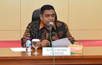 Komisi VII DPR RI Batal Rapat di Kantor Gubri, Rombongan Langsung ke Dumai