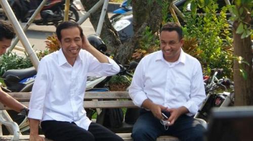 Ini 3 Kebijakan Anies Baswedan yang Dianulir oleh Jokowi dan Luhut