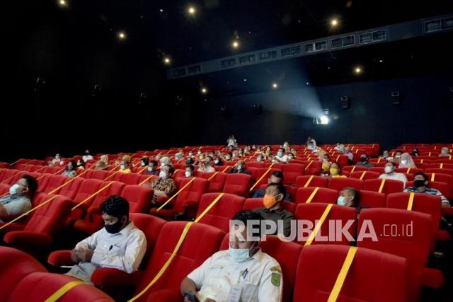 Bioskop Kembali Dibuka, Begini Tanggapan Warga Pekanbaru