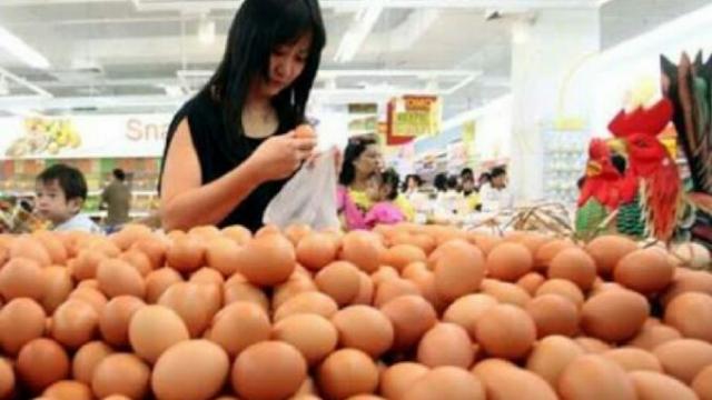 Harga Sembako di Kuansing Jelang Ramadan: Cabai Turun, Telur Ayam dan Kacang-kacangan Naik