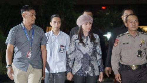 Bupati Talaud Mengaku Bingung Ditangkap KPK dan Digelandang ke Jakarta