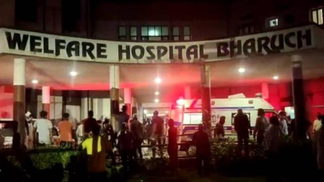 Rumah Sakit Terbakar, 15 Pasien Covid-19 Tewas