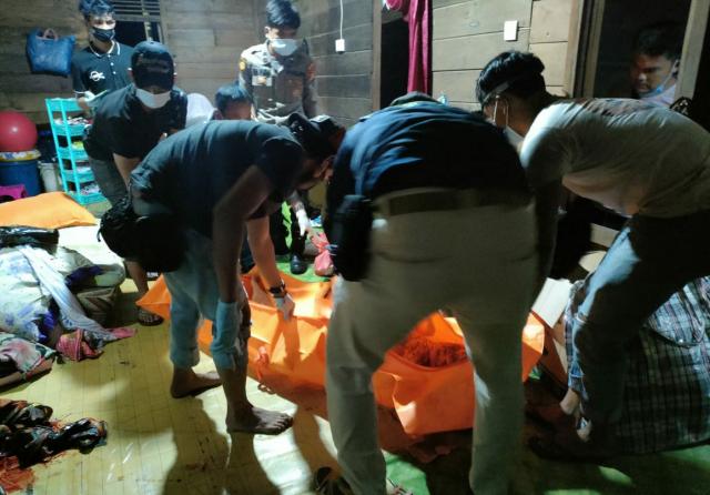 Polisi Buru Pelaku Pembunuhan Wanita Muda di Kepulauan Meranti
