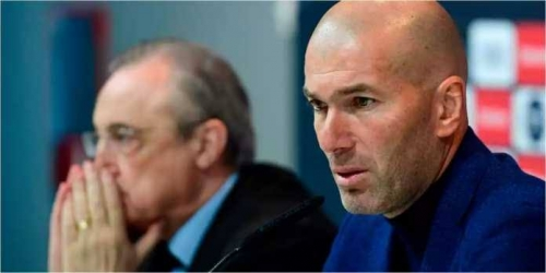 Zidane Sudah Bawa Istri dan Anak-anaknya Tunaikan Ibadah Haji