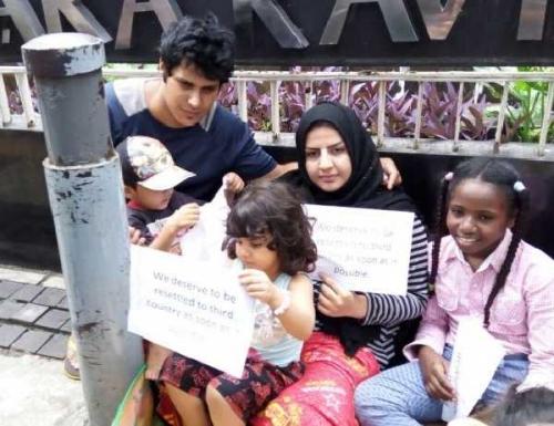 Kanwil Hukum dan HAM Ingatkankan Dinas Pendidikan Pekanbaru untuk tidak Sekolahkan Anak Pengungsi di SD Negeri