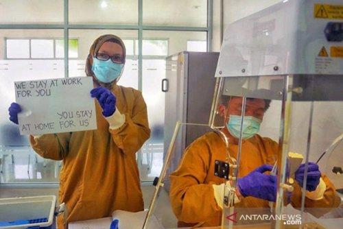 Lab Biomolekuler Riau Telah Periksa 10.000 Spesimen Covid-19