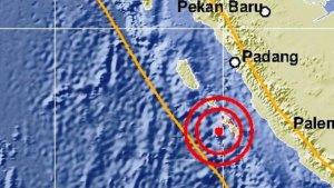 BMKG Peringatkan, Gempa Besar M 7,4 Berpotensi Guncang Sumbar, Dipicu Sesar Aktif Segmen Sianok