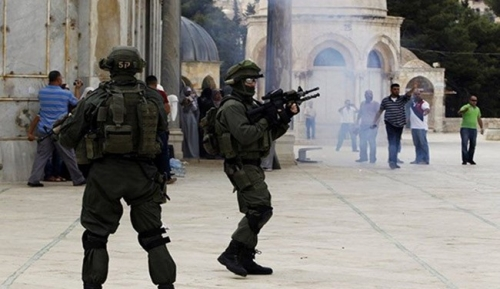 Israel Lakukan Pelanggaran Terhadap Pegawai Masjid Al-Aqsa, Yordania Berang dan Minta Dihentikan