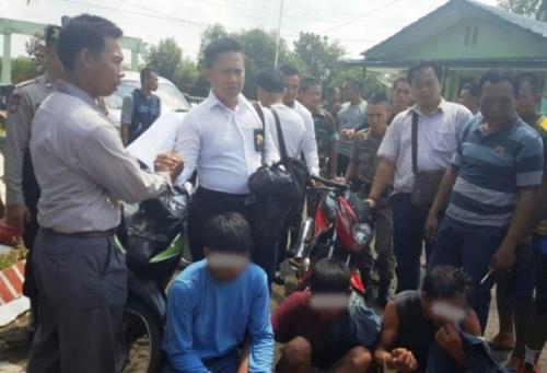 Astaga... Ternyata Begal yang Merampok Perwira TNI Komandan Pleton Itu Adalah Siswa SMP