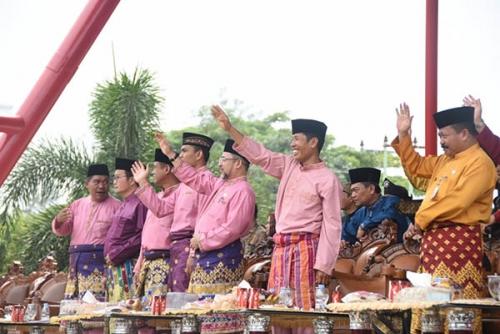 Pawai Budaya Hari Jadi Bengkalis Meriah, Ketua Paguyuban Ikrar Bersama