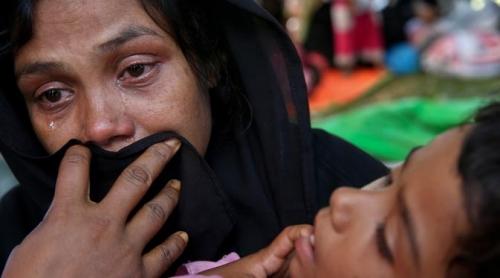Kapal yang Ditumpangi Karam, 15 Anak-anak dan 11 Perempuan Muslim Rohingya Tewas Saat Idul Adha