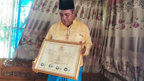 Disebut Penabalan Tengku Ridwan dan Tengku Muchtar Anum Sebagai Pewaris Sultan Siak Ilegal, Begini Penjelasan Timbalan Mangku Bumi Mangku Negara