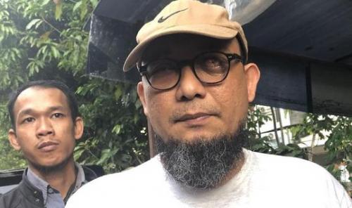 Empat Anak Novel Baswedan Juga Terinfeksi Corona, Istrinya Masih Tunggu Hasil Swab