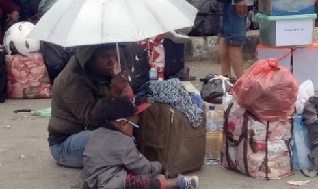 Jokowi Imbau Warga Pendatang Tidak Keluar dari Wamena