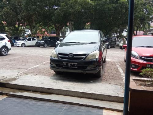 Mobil Dinas Milik Oknum Mantan Anggota Dewan yang Sempat Dipantau di Kampar, Berhasil Ditarik Satpol PP Pekanbaru