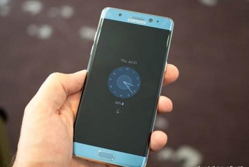 Galaxy S7 Edge Warna Blue Coral Resmi Meluncur, Diyakini Punya Efek Menenangkan
