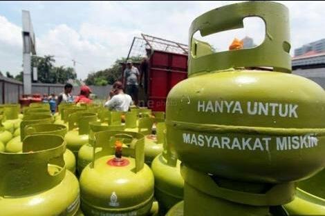 Ini Jawaban Pertamina atas Kelangkaan LPG 3 Kg di Riau