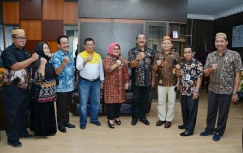 Pemprov Riau Belajar Pelaksanaan Pasar Murah di Gorontalo