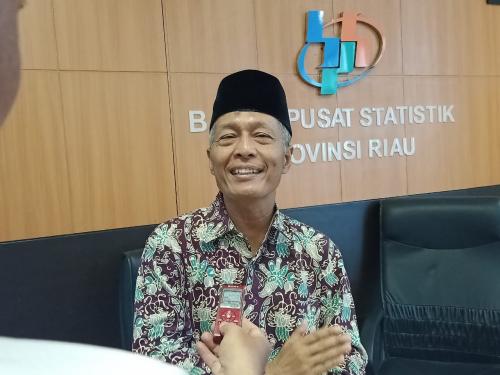 Riau Deflasi -0,07 Persen Dipicu Menurunnya Harga Cabai
