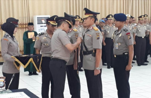 Brigjen Pol Sutrisno Yudi Hermawan Jadi Wakapolda Riau