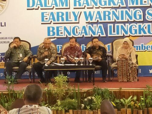 Andi Rachman Dorong Riau Punya Laboratorium Lingkungan Hidup