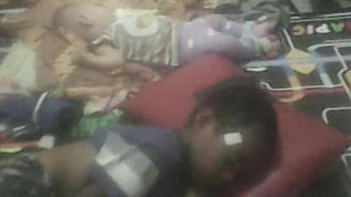 Polisi di Makassar Tega Penjarakan Ibu dan 8 Anaknya yang Masih Balita dan Bayi 5 Bulan, Tidur Bergelimpangan di Lantai Sel yang Dingin