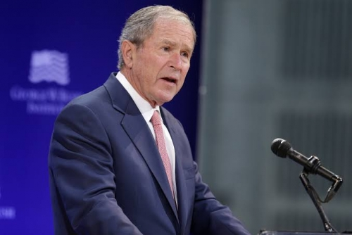 Presiden ke-41 AS George W Bush Meninggal Dunia
