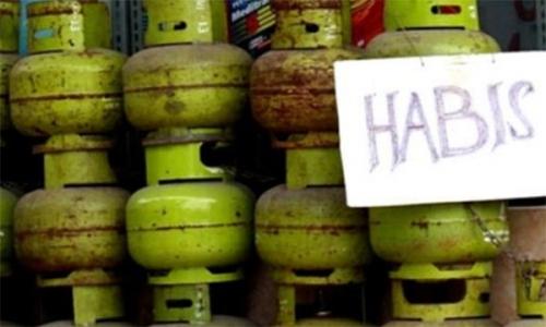 Pasokan Kurang tapi Permintaan Tinggi, Masyarakat Inhu Berharap Penambahan Kuota Gas Elpiji 3 Kg