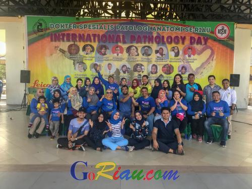 Belasan Dokter Spesialis Patalogi Anatomi se-Riau Berbagi Ilmunya dengan Masyarakat Siak