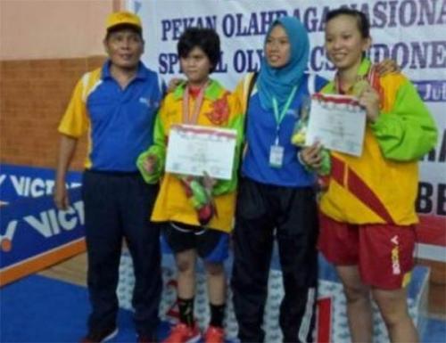 Terima Surat Resmi dari Pengda Riau, 4 Atlet SOIna Meranti Diutus ke Abu Dhabi