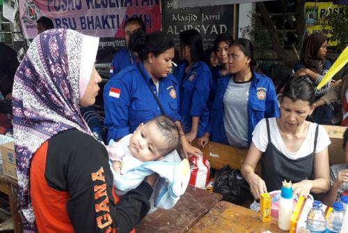 Terjebak Banjir, Bayi Usia 3 Bulan dan Ibunya Bertahan di Loteng 2 Hari