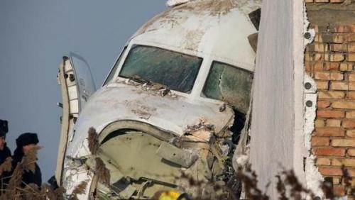 Pesawat Bermuatan 100 Orang Jatuh di Pemukiman Warga, Begini Kesaksian Penumpang Selamat