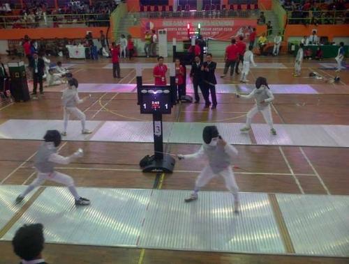 Kirim 18 Atlet ke PON Jabar 2016, Anggar Siap Harumkan Nama Riau