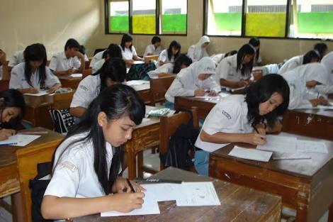Bantu Persiapan Siswa Jelang UN 2016, IPMKB Taja TO untuk SMA di Benai