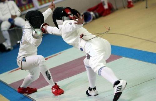 Berjuang untuk Lolos Pelatnas Asian Games 2018, 7 Atlet Anggar Riau Ikuti Seleknas di Samarinda