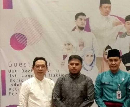 Yuk Hijrah, Datang dan Ramaikan Millenials Muslim Festival di SKA Co-Ex Pekanbaru