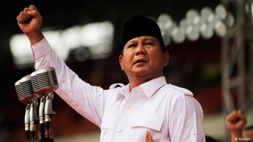 Diusulkan Jadi Calon Wapres Jokowi pada Pilpres 2019, Begini Kata Prabowo
