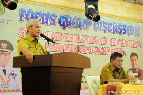 Wabup Said Hasyim Minta OPD Buat Terobosan Program Strategis