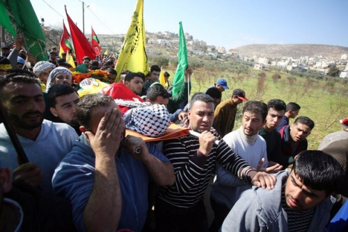 Militer Israel Sandera 2 Jenazah Warga Palestina