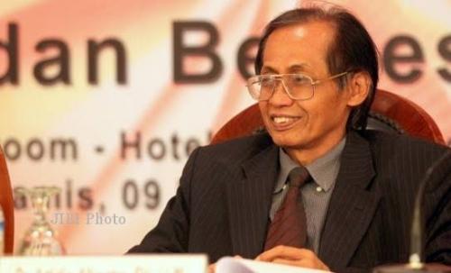 Usai Tolak PK Ahok, Hakim Agung Artidjo Difitnah Sebagai Pengurus FPI, Mahfud MD Pun Berkomentar