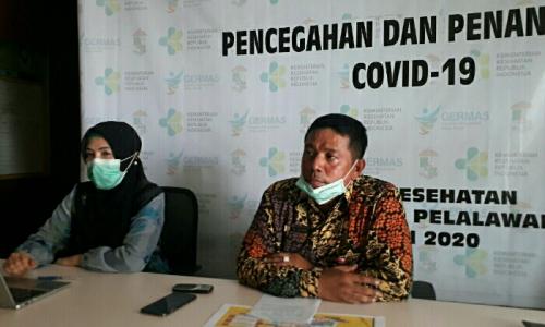 Jumlah ODP di Pelalawan Riau Meningkat Menjadi 423