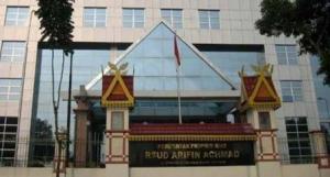Satu PDP di RSUD Arifin Achmad Meninggal Dunia Tadi Malam
