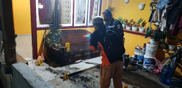 Ngaku Sakit Hati Karena Dihina, Pemuda di Kuansing Ini Molotov Rumah Temannya