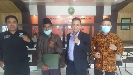 Mediasi Gagal, Datuk Raja Puyan Lanjutkan Gugat PT Morini Wood Industry