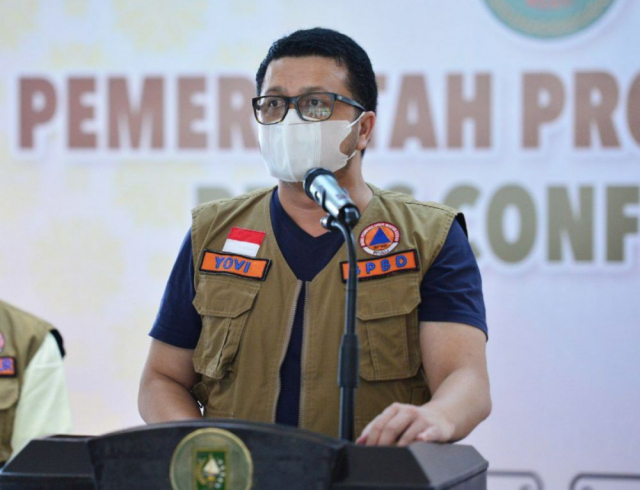 Setengah Kasus Corona Riau Berada di Ibukota Provinsi, Jubir: Rumus Utamanya Bereskan Masalah Covid-19 di Pekanbaru
